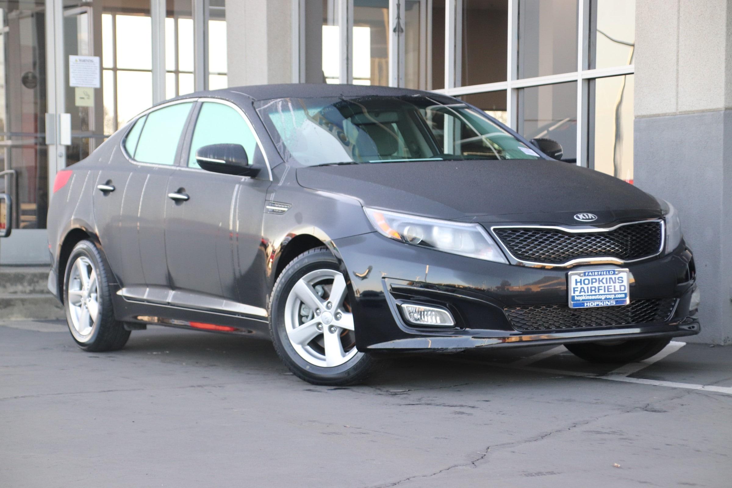 2015 Kia Optima LX Sedan