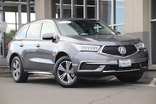 Certified Used 2018 Acura MDX 3.5L SUV in Fairfield, CA