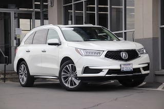 Certified Used 2018 Acura MDX 3.5L w/Technology Package SUV in Fairfield, CA