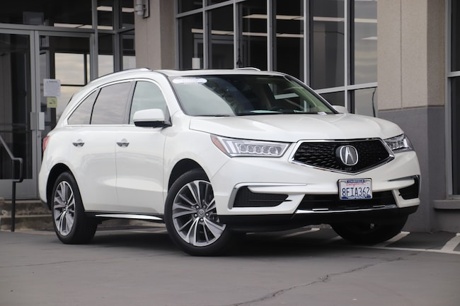 2018 Acura MDX 3.5L w/Technology Package SUV