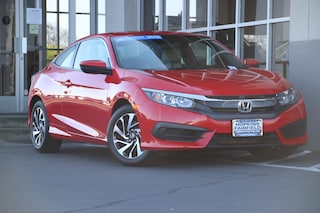 Used 2016 Honda Civic LX-P Coupe H2146A for sale in Fairfield, CA at Steve Hopkins Honda
