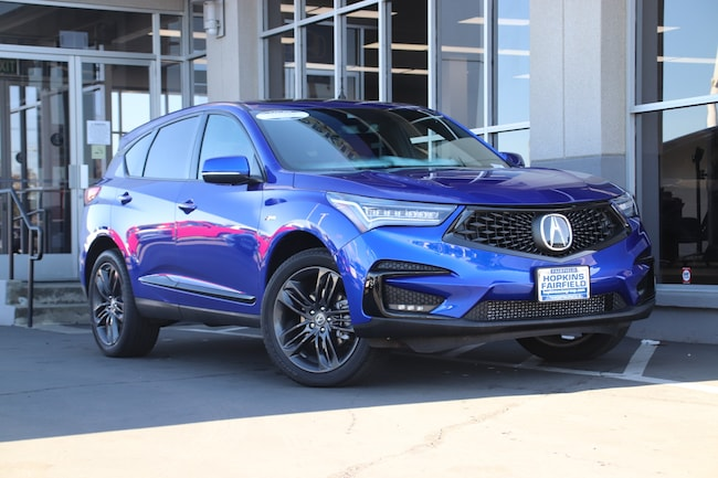 2019 Acura RDX A-Spec Package SUV