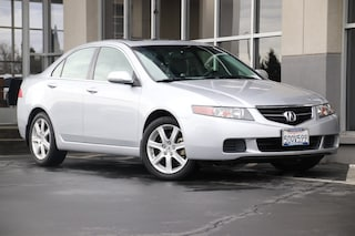 Used 2004 Acura TSX w/Navigation Sedan A5091A for sale in Fairfield, CA at Steve Hopkins Honda