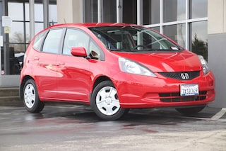 Used 2013 Honda Fit Hatchback H9390A for sale in Fairfield, CA at Steve Hopkins Honda