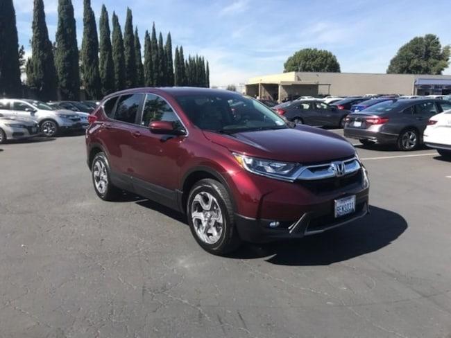 2018 Honda CR-V EX SUV for sale in Fairfield, CA at Steve Hopkins Honda