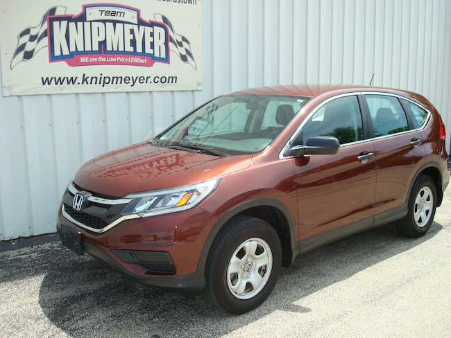 2015 Honda CR-V LX Bluetooth Backup Cam SUV