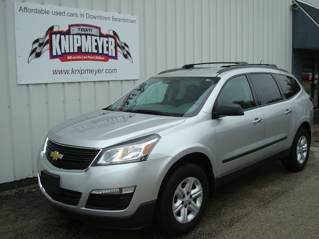 2014 Chevrolet Traverse LS 3rd row seating SUV