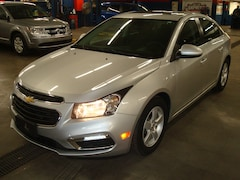 2015 Chevrolet Cruze 1LT Bluetooth Sedan