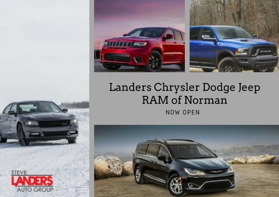 New Landers Location In Norman, Oklahoma | Steve Landers Auto Group