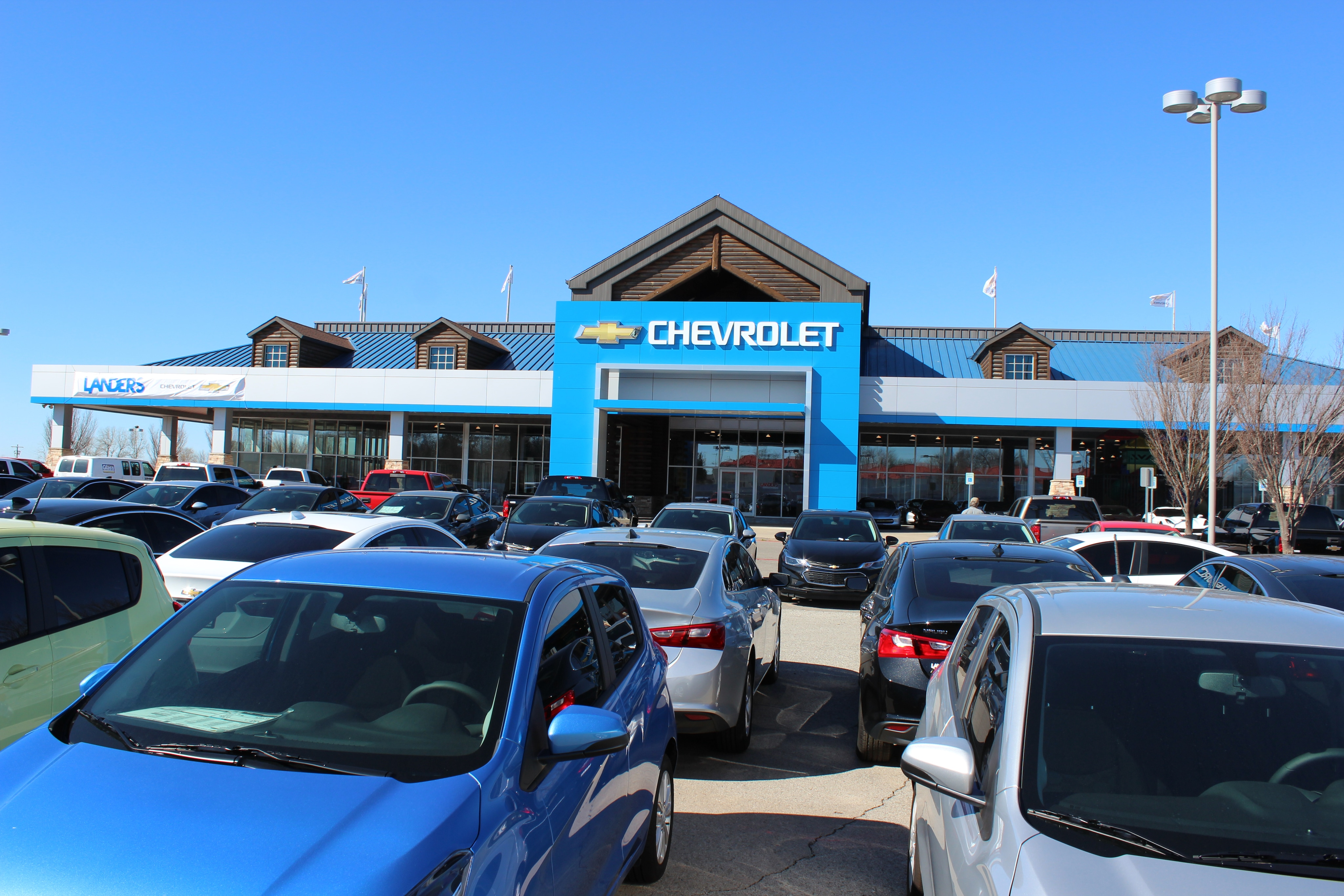 Elegant If You Havenu0027t Heard The News Yet, David Stanley Chevrolet Of Norman  Officially Became Landers Chevrolet Of Norman On February 13, 2017.