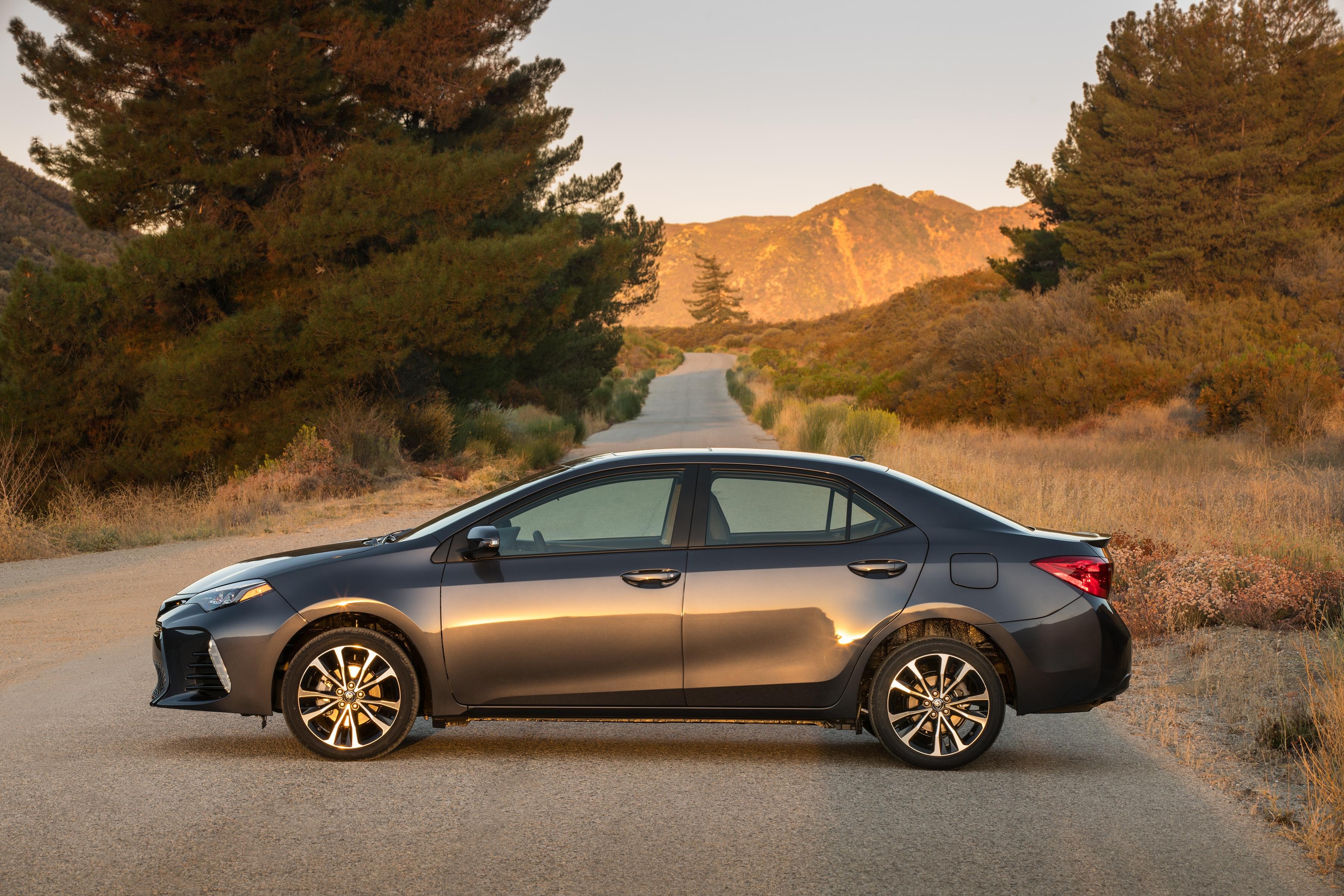 Toyota Corolla Repair Manual: Confirmation driving pattern