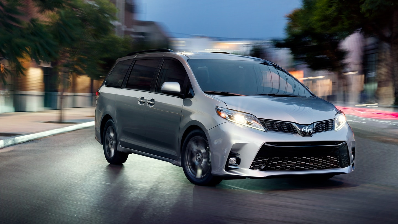 2018 Toyota Sienna For Sale Near Fort Smith, AR