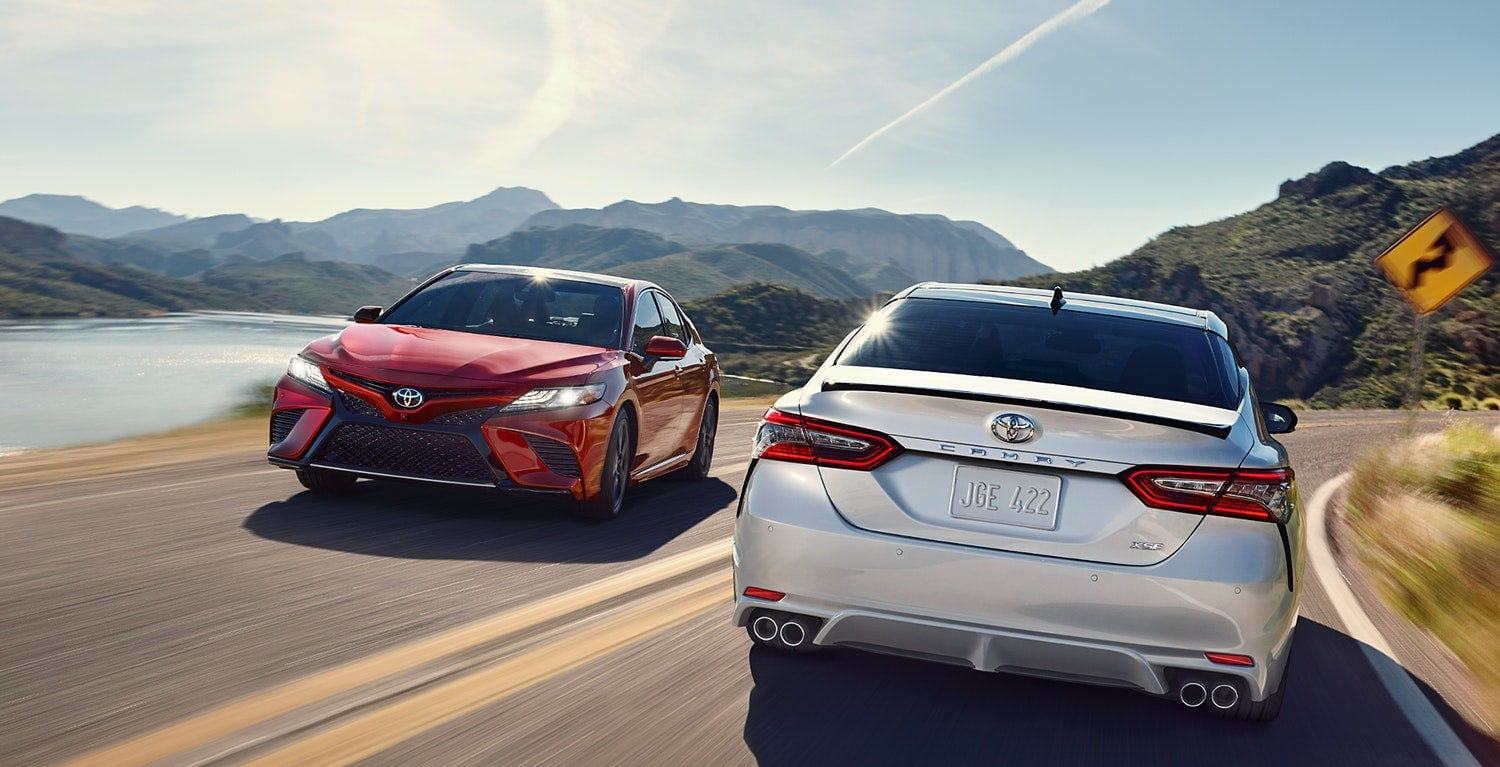 Toyota Camry: Customizable features