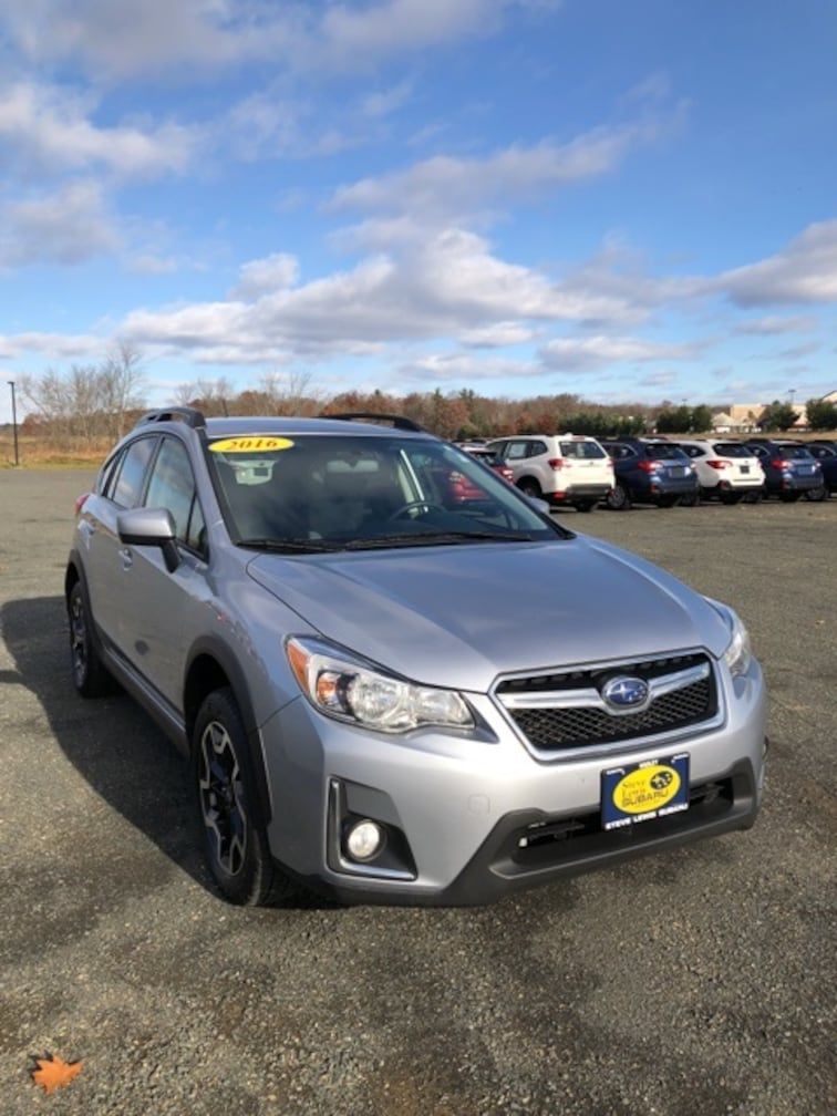 Used 2016 Subaru Crosstrek 2.0i Premium SUV Hadley