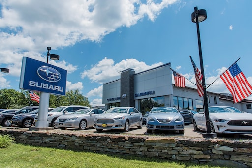 Steve Lewis Subaru - Quality Subaru Dealer in Hadley, MA New & Used