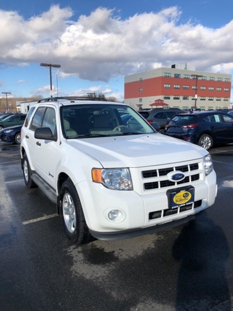 Used 2011 Ford Escape Hybrid SUV Hadley