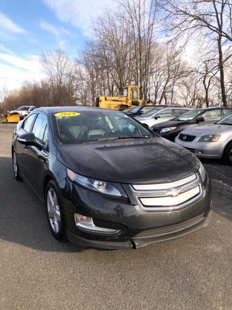 Used 2014 Chevrolet Volt Base Hatchback Hadley