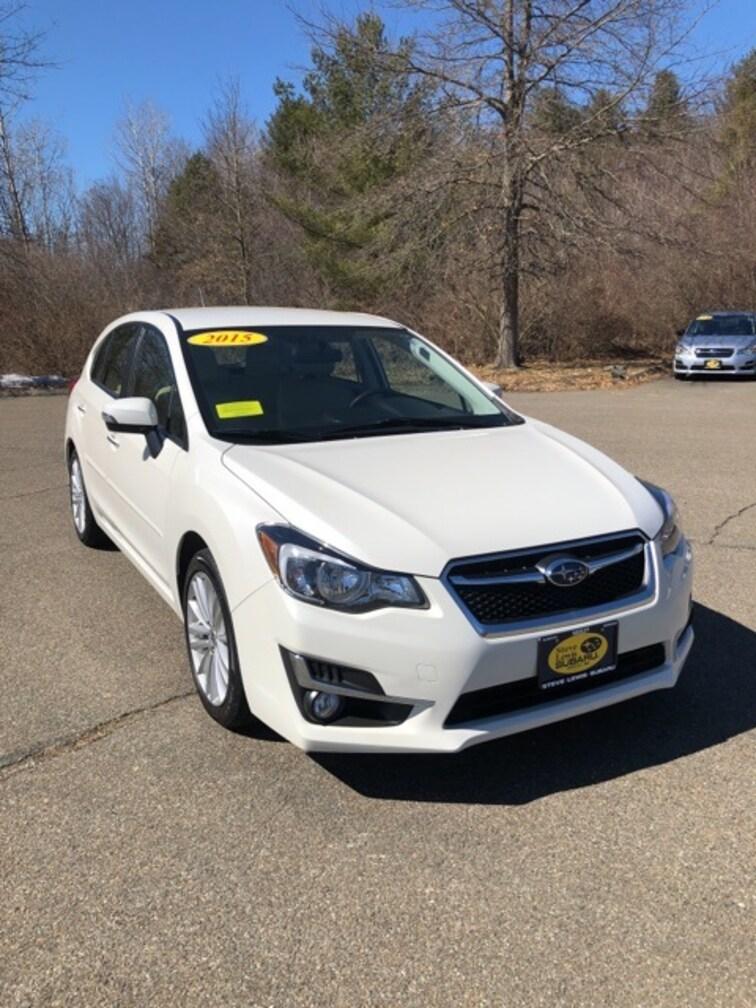 Used 2015 Subaru Impreza 2.0i Limited Hatchback Hadley