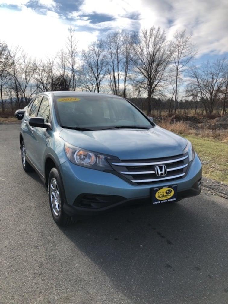 Used 2014 Honda CR-V LX SUV Hadley
