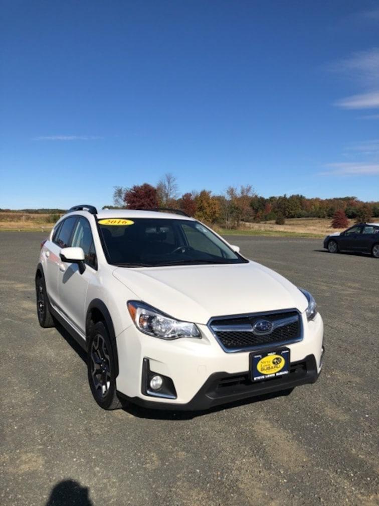 Used 2016 Subaru Crosstrek 2.0i Limited SUV Hadley