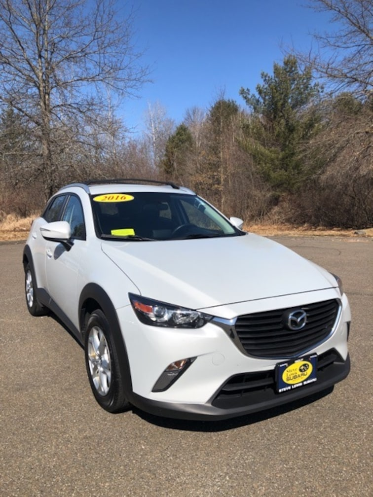 Used 2016 Mazda CX-3 Touring SUV Hadley