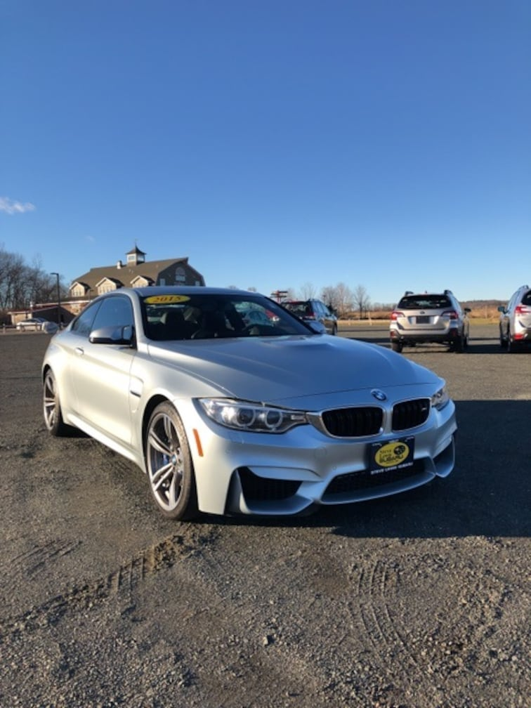 Used 2015 BMW M4 Base Coupe Hadley