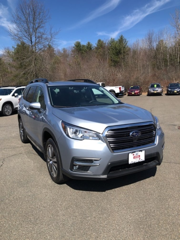 Certified 2019 Subaru Ascent Limited SUV Hadley
