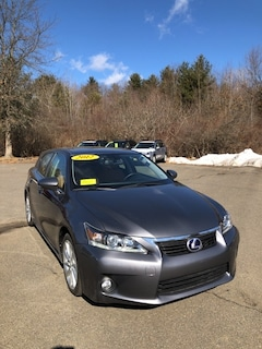 Used 2012 LEXUS CT 200h Hatchback in Hadley, MA