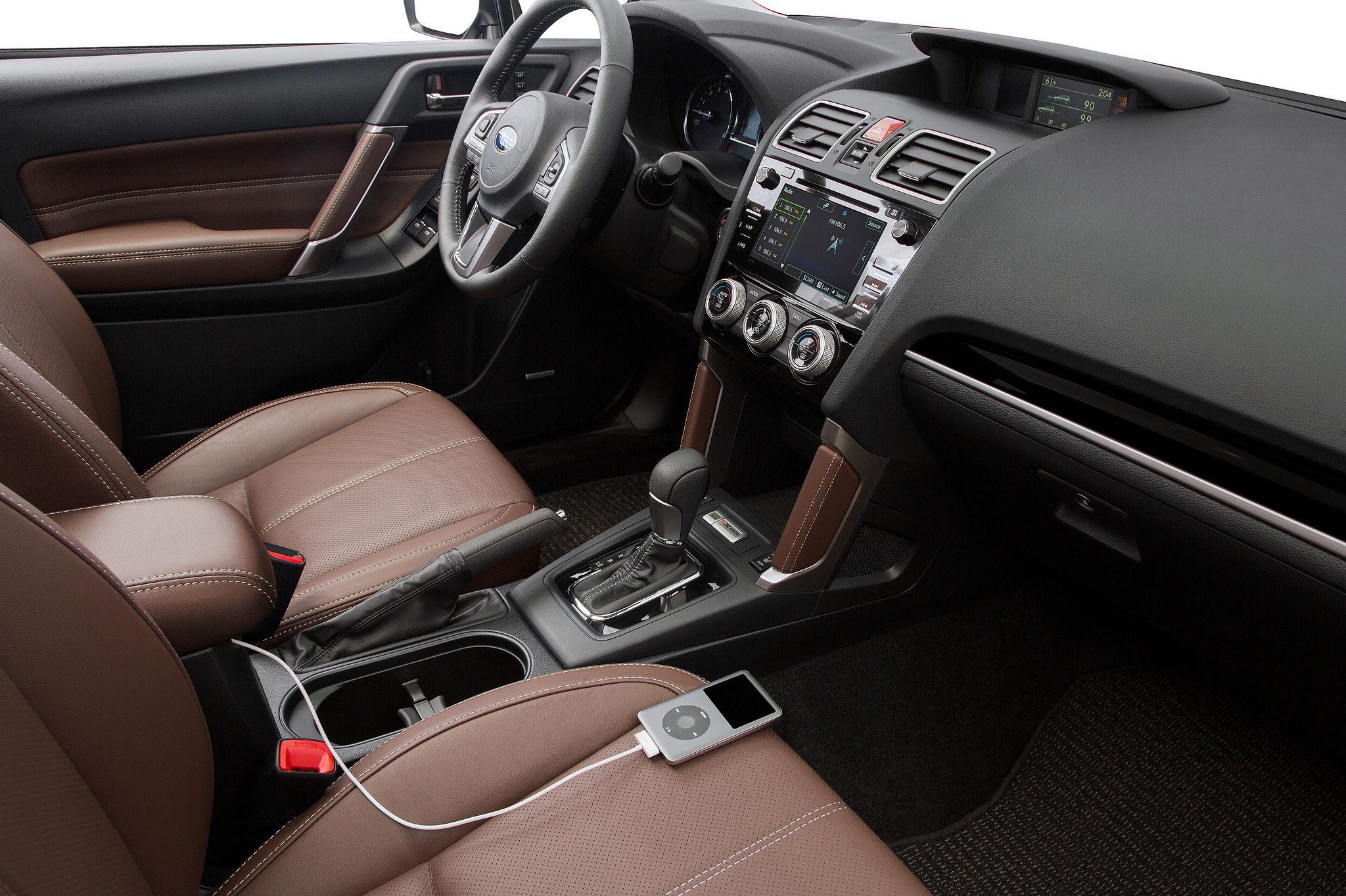 The 2018 Subaru Forester ...
