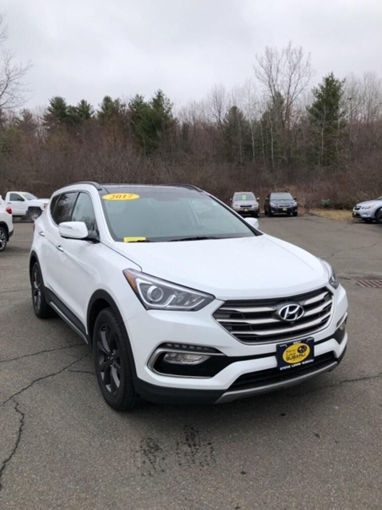 Used 2017 Hyundai Santa Fe Sport 2.0L Turbo Ultimate SUV Hadley