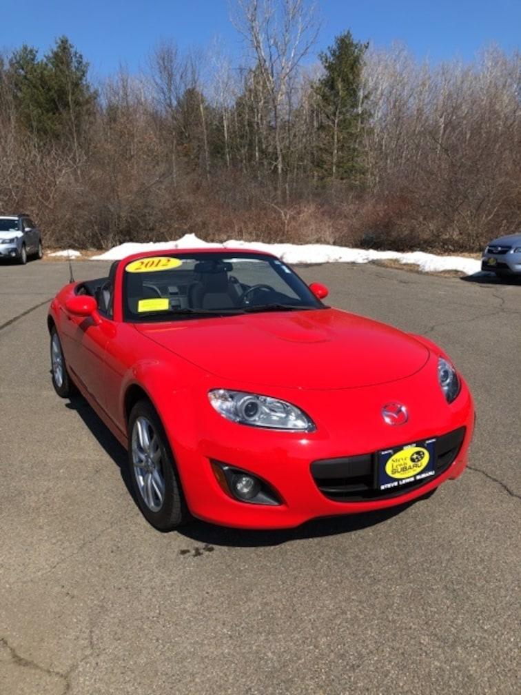Used 2012 Mazda Miata Sport Convertible Hadley