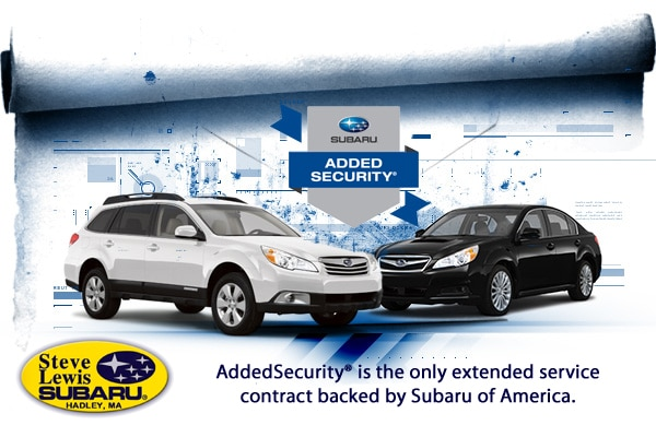 Extended Service Contracts  Steve Lewis Subaru