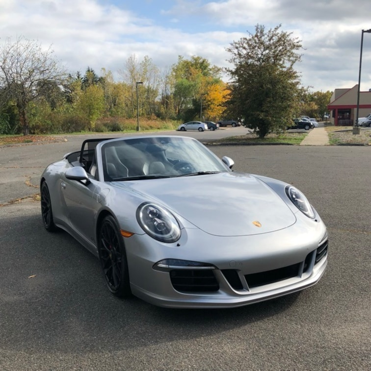 Used 2016 Porsche 911 Carrera Gts For Sale Near Northampton Ma