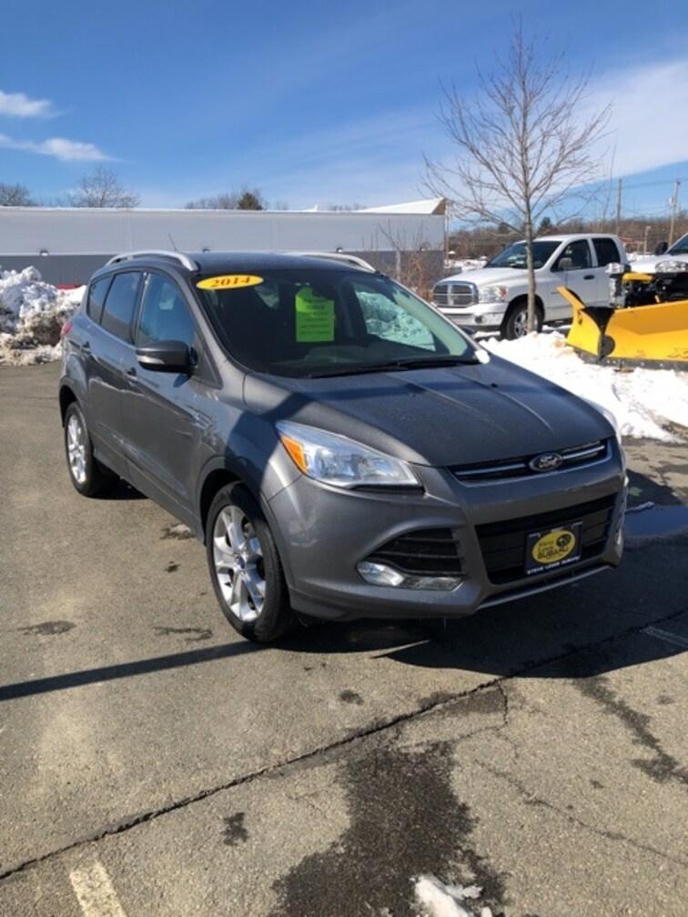 Used 2014 Ford Escape Titanium SUV Hadley
