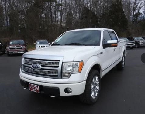 Buying a Used Truck