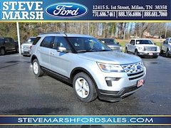 2019 Ford Explorer XLT SUV Front-Wheel Drive (F