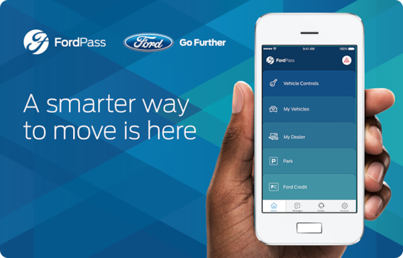My Ford Credit >> What Is Fordpass Steve Marsh Ford Milan Tn