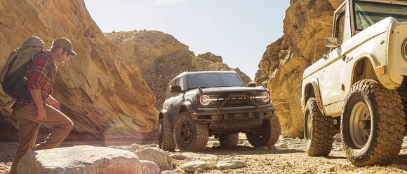 An Overview of the New Ford Bronco: Everything to Know