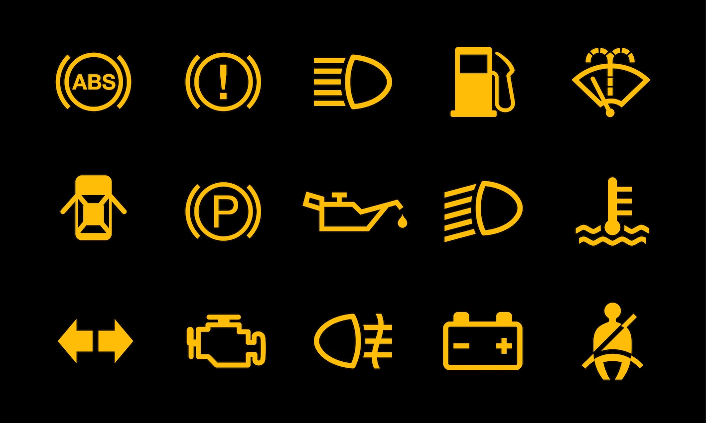 What Do Dashboard Warning Lights Mean Steve Marsh Ford