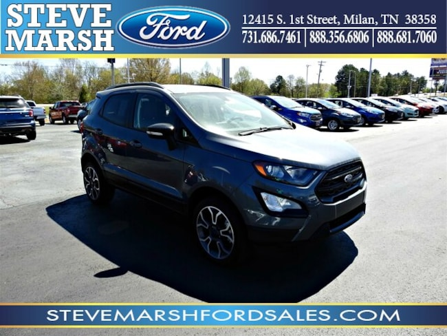 2019 Ford EcoSport SES Crossover 4 Wheel Drive (4WD)