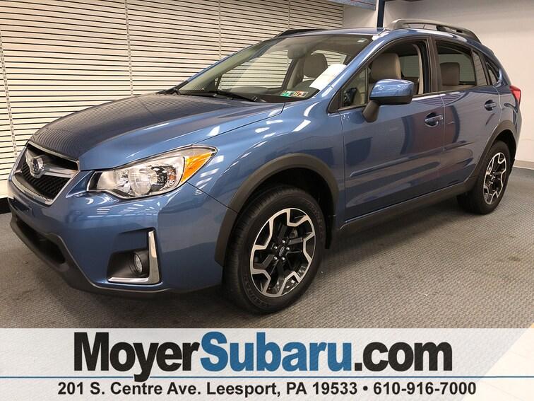 Used 2016 Subaru Crosstrek 2.0i Premium SUV for sale in Leesport, PA