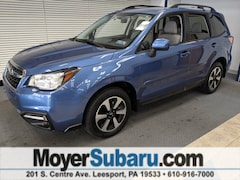 Used 2017 Subaru Forester 2.5i Premium SUV 190827A for sale in Leesport, PA