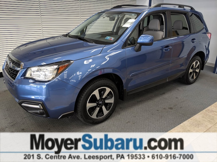 Used 2017 Subaru Forester 2.5i Premium SUV for sale in Leesport, PA