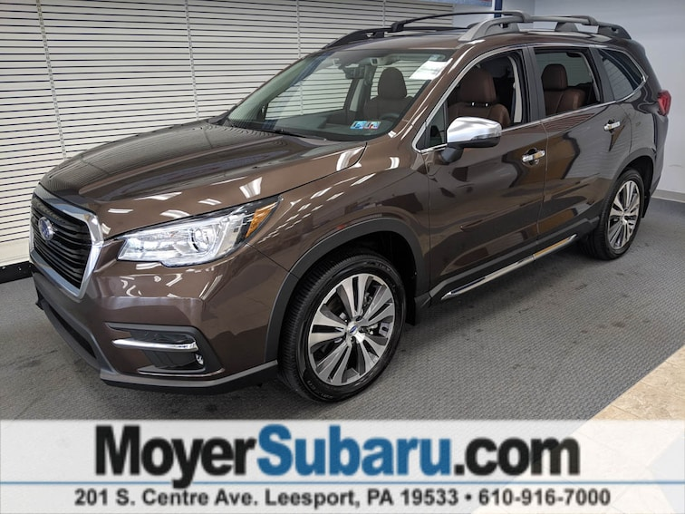 Used 2019 Subaru Ascent Touring 7-Passenger SUV for sale in Leesport, PA