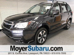 Used 2018 Subaru Forester 2.5i SUV R181385 for sale in Leesport, PA