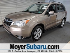 Used 2016 Subaru Forester 2.5i Premium SUV 190522A for sale in Leesport, PA