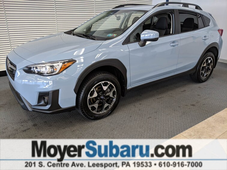 Used 2019 Subaru Crosstrek 2.0i Premium SUV for sale in Leesport, PA