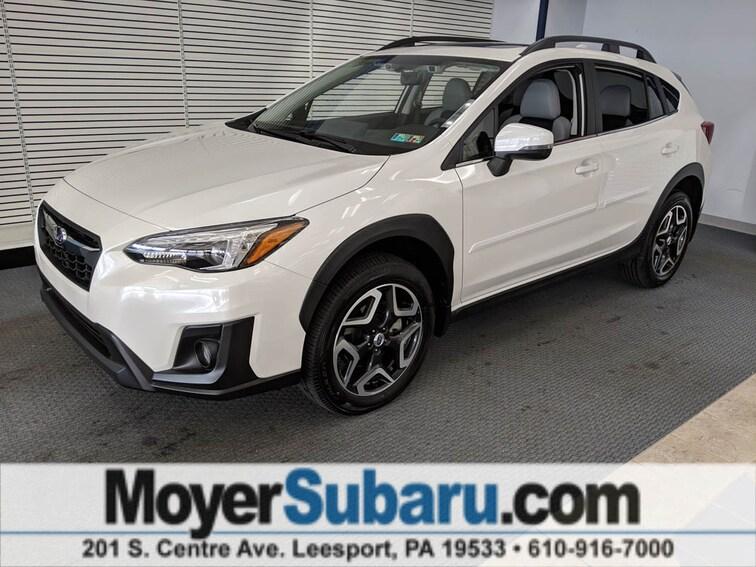 Used 2018 Subaru Crosstrek 2.0i Limited SUV for sale in Leesport, PA