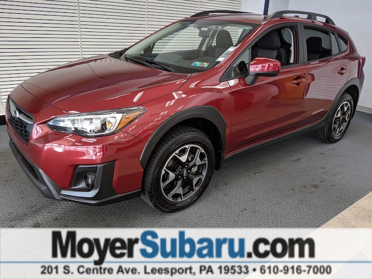 Used 2019 Subaru Crosstrek 2.0i Premium SUV for sale in Leesport, PA