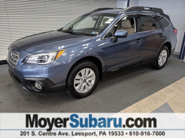 Used 2016 Subaru Outback 2.5i Premium SUV for sale in Leesport, PA